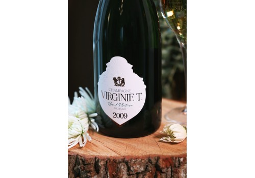 VIRGINIE T. 2009 Brut Nature x 6 - 75 cl